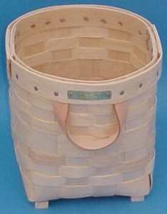 The Basket Man - Apple Bucket
