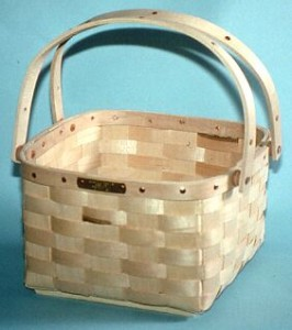The Basket Man - Cake Basket