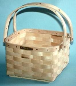 The Basket Man - Cake Basket