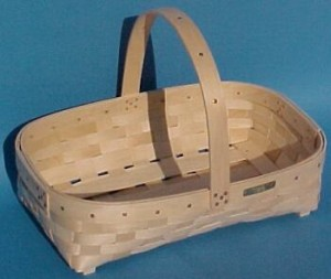 The Basket Man - Casserole/Pie Basket