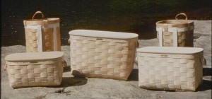 The Basket Man - Chests with Solid Lids
