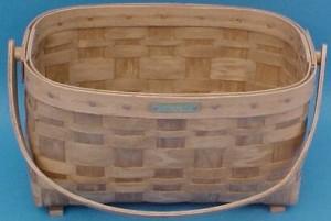 The Basket Man - Egg Basket