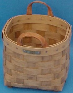 The Basket Man - Half Bushel Basket