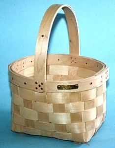 The Basket Man - Large Farm Basket