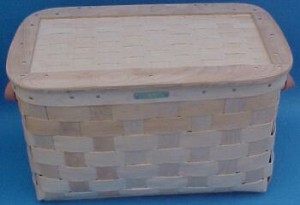 The Basket Man - Medium Matted Chest