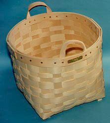 The Basket Man - Patio Basket