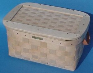 The Basket Man - Small Matted Chest